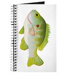 Redear Sunfish fish Journal