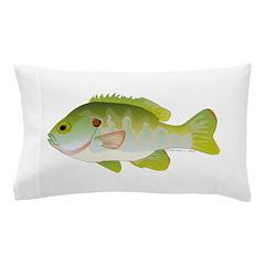 Redear Sunfish fish Pillow Case