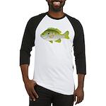 Redear Sunfish fish Baseball Jersey