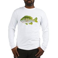 Redear Sunfish fish Long Sleeve T-Shirt