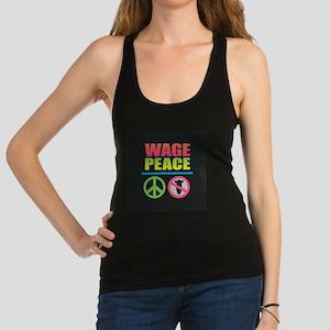 Wage Peace Rainbow Tank Top