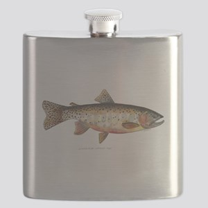 Colorado River Cutthroat Trout Flask