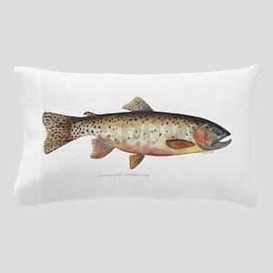 Colorado River Cutthroat Trout Pillow Case