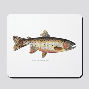 Colorado River Cutthroat Trout Mousepad