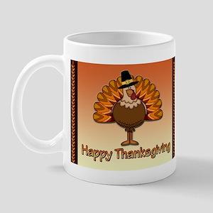 Happy Thanksgiving - Mug
