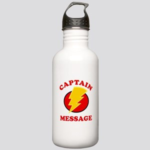 Personalized Super Hero Stainless Water Bottle 1.0