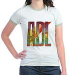 ADL Adelaide Jr. Ringer T-Shirt