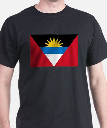 Antigua and Barbuda - National Flag - Current T-Sh