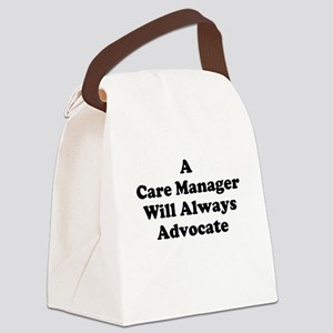 A Care Manager Will Always Advocate Canvas Lunch B