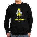 Bee Miner Sweatshirt (dark)