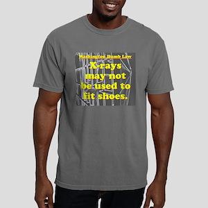 Washingtone Dumb Law #4 Mens Comfort Colors Shirt