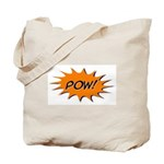 Pow: Tote Bag