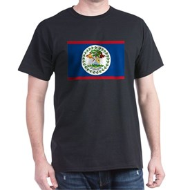 Belize - National Flag - Current T-Shirt