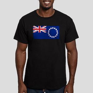 Cook Islands - National Flag - Current T-Shirt