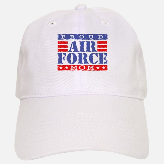 Proud Air Force Mom Baseball Baseball Cap