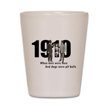 1910 Shot Glass