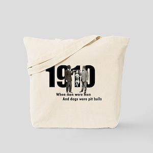 1910 Tote Bag