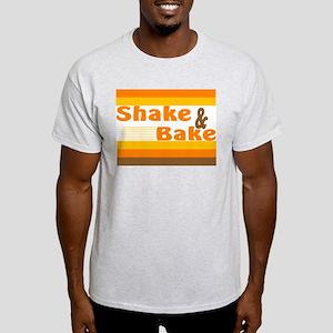 Shake & Bake Ash Grey T-Shirt