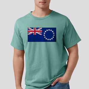 Cook Islands - National Flag - Current Mens Comfor
