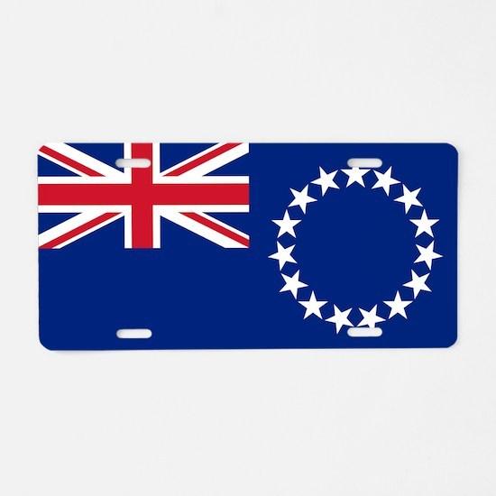 Cook Islands - National Flag - Current Aluminum Li