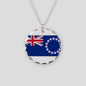 Cook Islands - National Flag - Current Necklace Ci