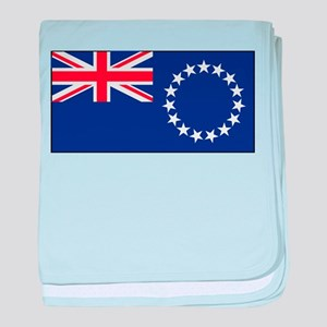 Cook Islands - National Flag - Current baby blanke