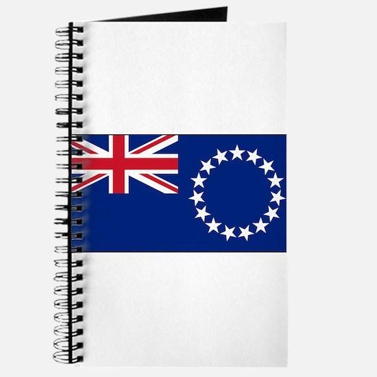 Cook Islands - National Flag - Current Journal