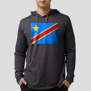 Congo, Democratic Republic - National Flag - Curre