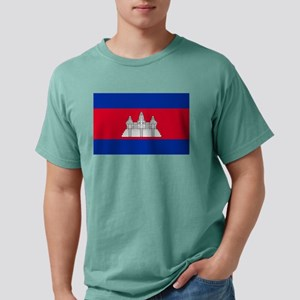 Cambodia - National Flag - Current Mens Comfort Co