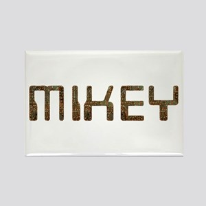 Mikey Circuit Rectangle Magnet