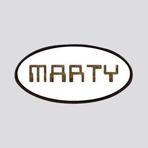 Marty Circuit Patch