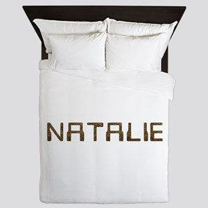 Natalie Circuit Queen Duvet