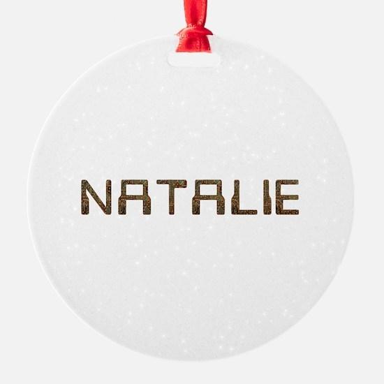 Natalie Circuit Ornament