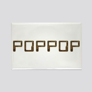 PopPop Circuit Rectangle Magnet