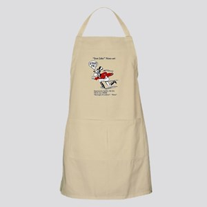 Just Jake Noseart Apron