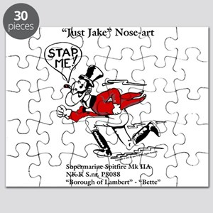 Just Jake Noseart Puzzle
