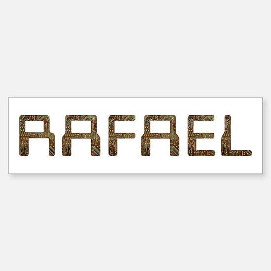 Rafael Circuit Bumper Bumper Bumper Sticker