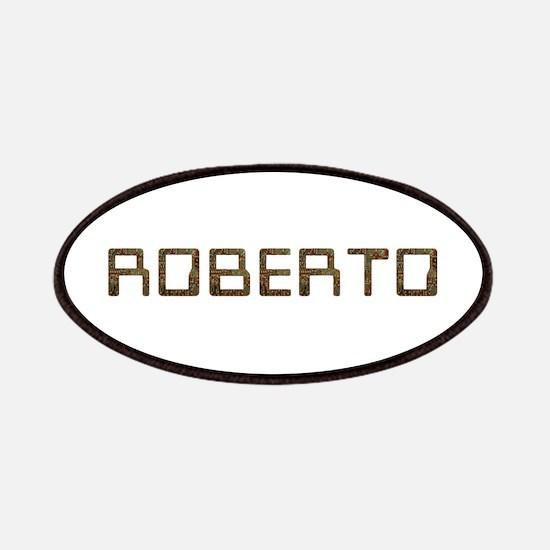 Roberto Circuit Patch