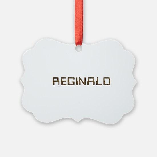 Reginald Circuit Ornament