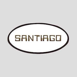 Santiago Circuit Patch