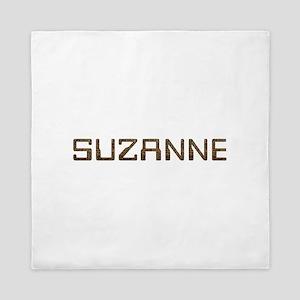 Suzanne Circuit Queen Duvet