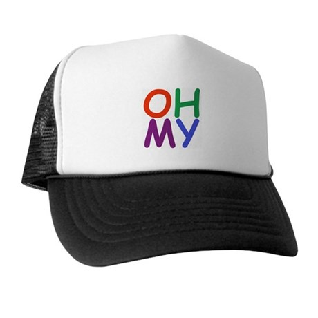 Oh My! Trucker Hat