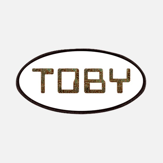 Toby Circuit Patch