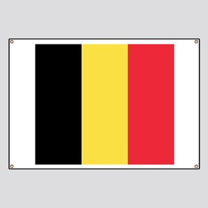 Belgium - National Flag - Current Banner