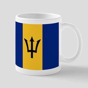 Barbados - National Flag - Current 11 oz Ceramic M