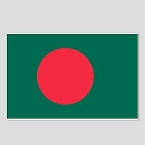 Bangladesh - National Flag - Current Postcards (Pa