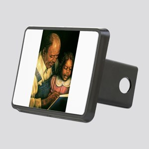 Family Rectangular Hitch Cover