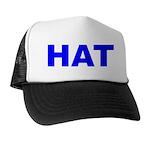 Head Hole Trucker Hat
