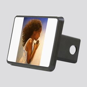 Thanks Giving Is Every Day Rectangular Hitch Cover