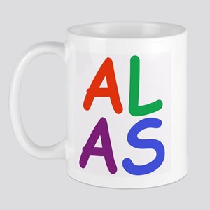 Alas! Right-handed Mug